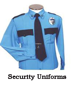 Security-uniforms