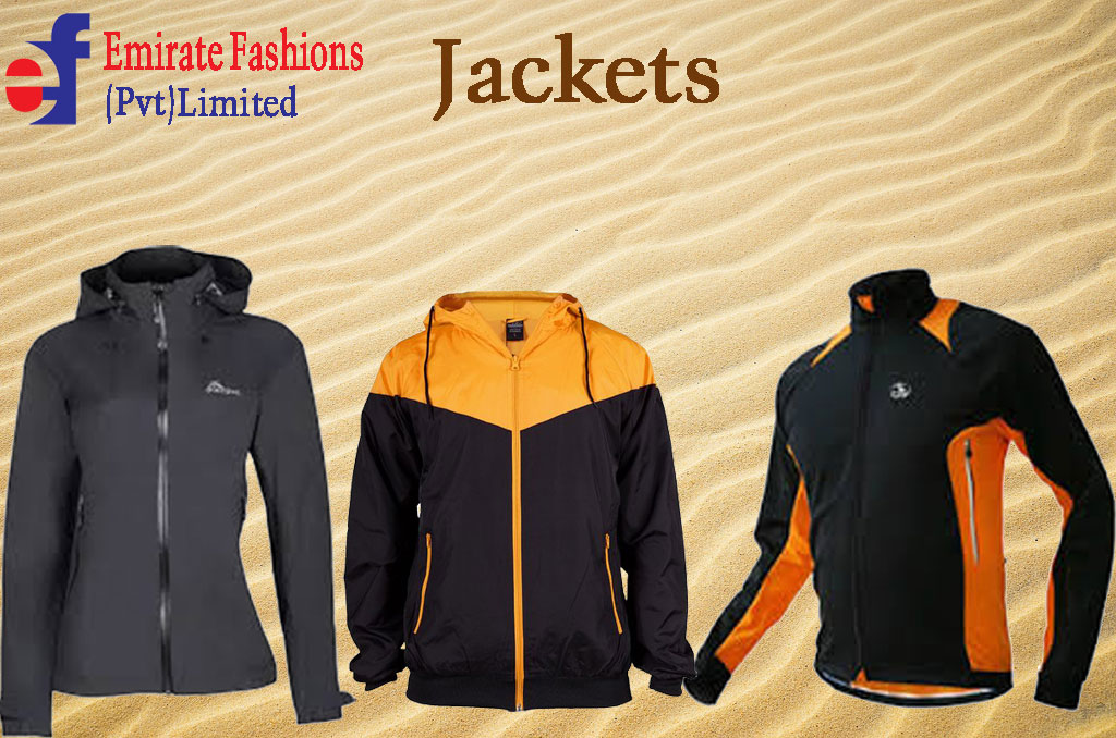 Corporate Jacket Manufacturers